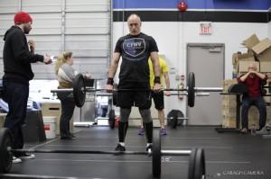 crossfit Open workout 13.2